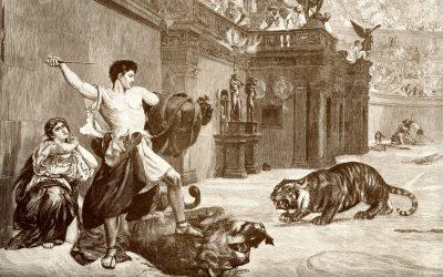 Eine harte Schule: Das Leben der Gladiatoren