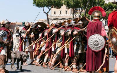 Kampfmaschine: Die römische Armee
