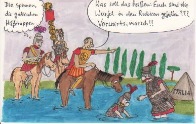 Gomic Römischer Bürgerkrieg