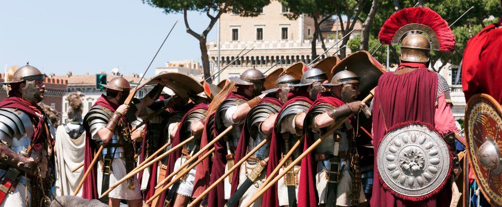 Römische Armee Referat