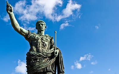 Der Aufstieg des Octavian