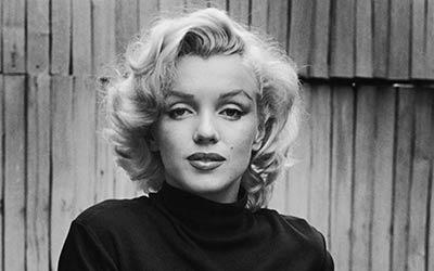 """""""Marilyn Monroe. Die Unbekannte"""""""