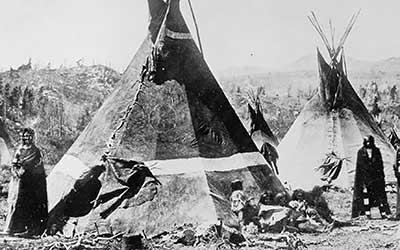 Krieg gegen die Indianer
