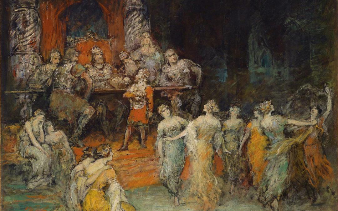 Nibelungenlied: Dietrich von Berns historische Vorlage