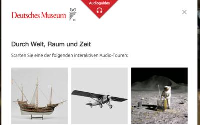 Virtuelle Tour durch das Deutsche Museum