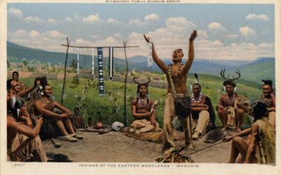 Die Konföderation  der Irokesen