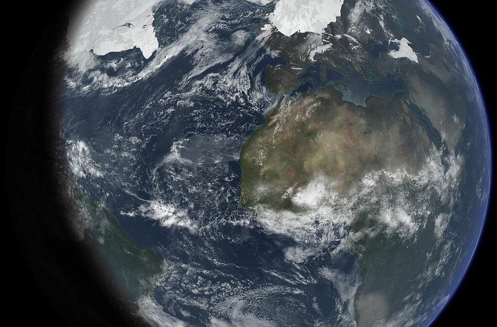 In der Klima-Achterbahn