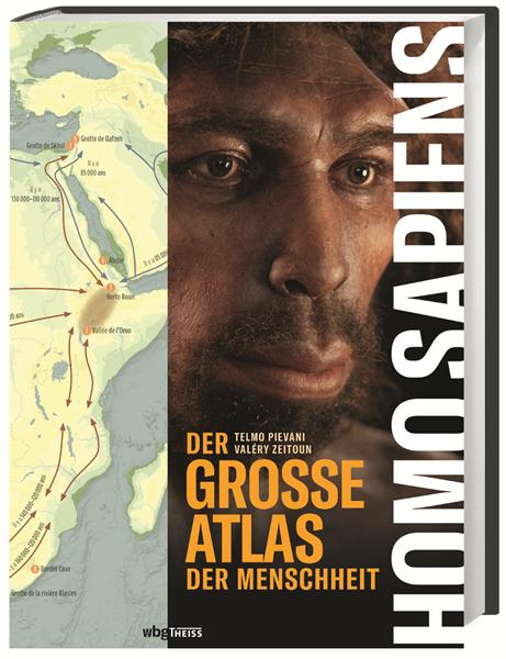 """Buchrezension zu """"Homo Sapiens. Der große Atlas der Menschheit"""""""