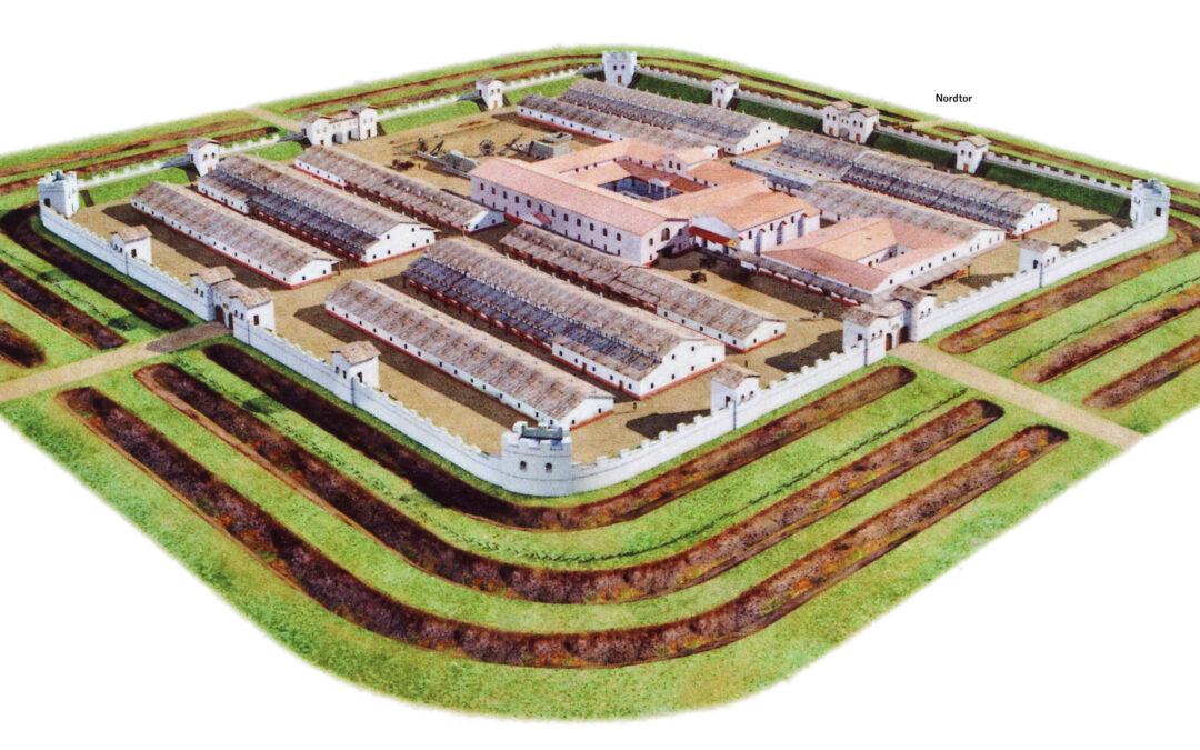Großer Fund : 66 antike Kastelle  in Spanien
