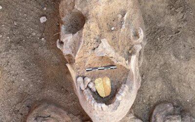 Ägypten: Granaten und Mumien