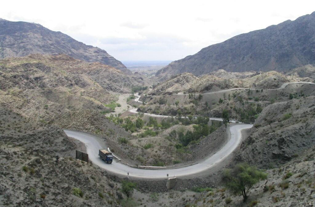 Durch das  wilde Pakistan